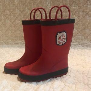 Carters rain boots